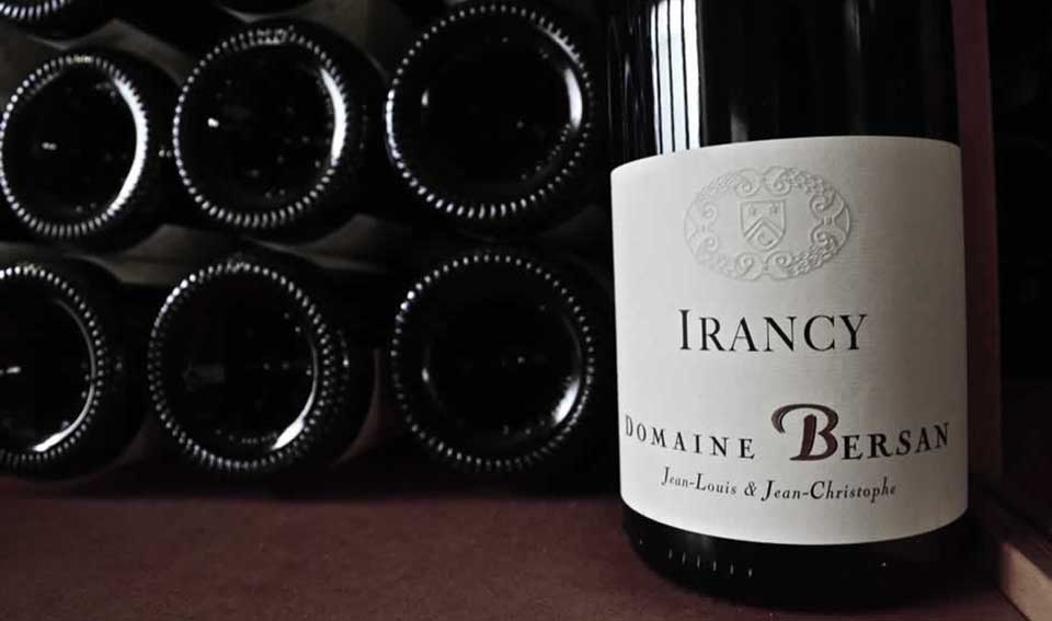 irancy red wine