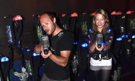 laser quest game
