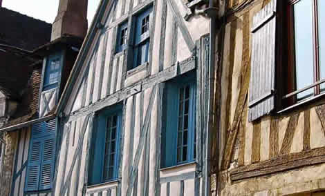 Medieval architecture France